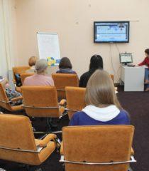 Скайп-конференція з Іриною Френкель