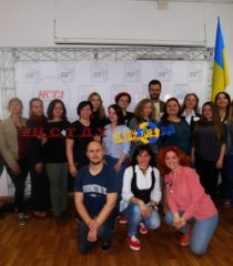 Учасники та організатори семінару