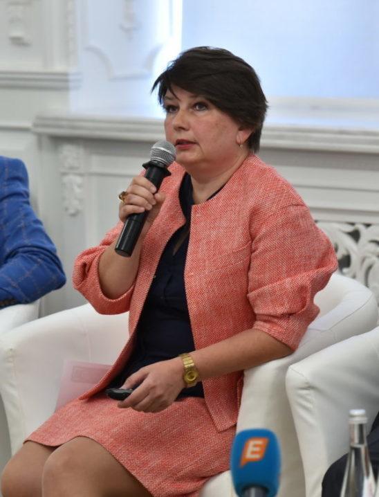 Ганна Веселовська