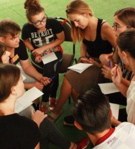Літня школа 2019: Влада Бєлозоренко