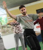 Літня школа НСТДУ: тренер Богдан Кириленко