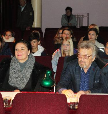 Члени журі: Альбіна Сотникова та Данило Поштарук