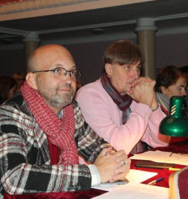 Члени журі: Юрій Чеков та Тараса Жирко