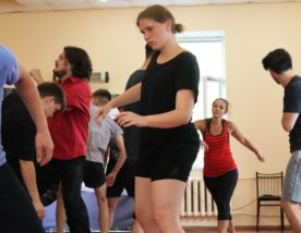 Велика літня школа НСТДУ 2020: Юлія Оліяр