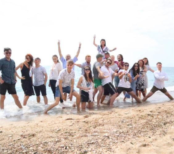 Велика літня школа НСТДУ 2020: учасники