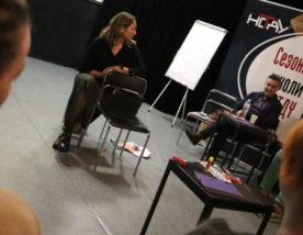 Школа режисерської майстерності НСТДУ 2020: Алія Байтенова та Андрій Бакіров