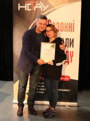Школа режисерської майстерності НСТДУ 2020: Ольга Сомова