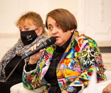 Анна Липківська, голова Експертної ради