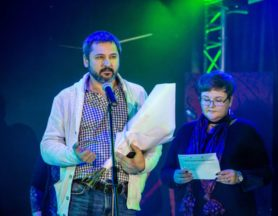 Андрій Білоус, директор-художній керівник Київського національного академічного Молодого театру