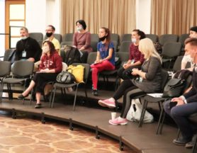 Акторський інтенсив для артистів-вокалістів НСТДУ: учасники