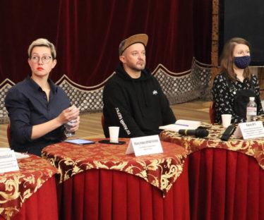 Ярослава Кравченко, Павло Ар'є, Анастасія Гайшенець