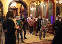 Семінар «Театральний костюм: від ідеї до реалізації». Екскурсія Національною оперетою України.