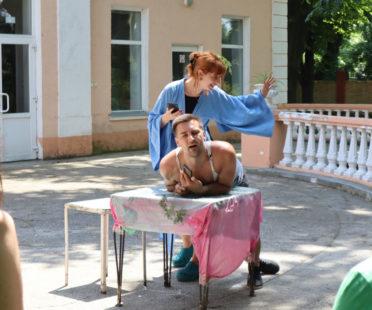 ІІІ Лабораторія драматургії НСТДУ