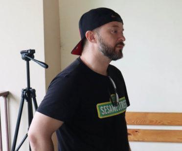 ІІІ Лабораторія драматургії НСТДУ: Павло Ар'є