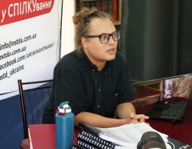 Школа оперної режисури НСТДУ: Євген Лавренчук